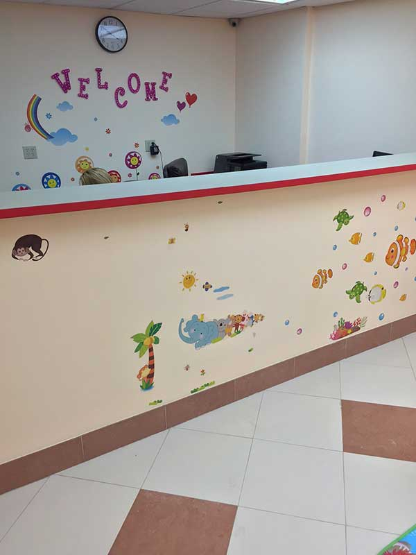 Woodhaven pediatric dentist office tour